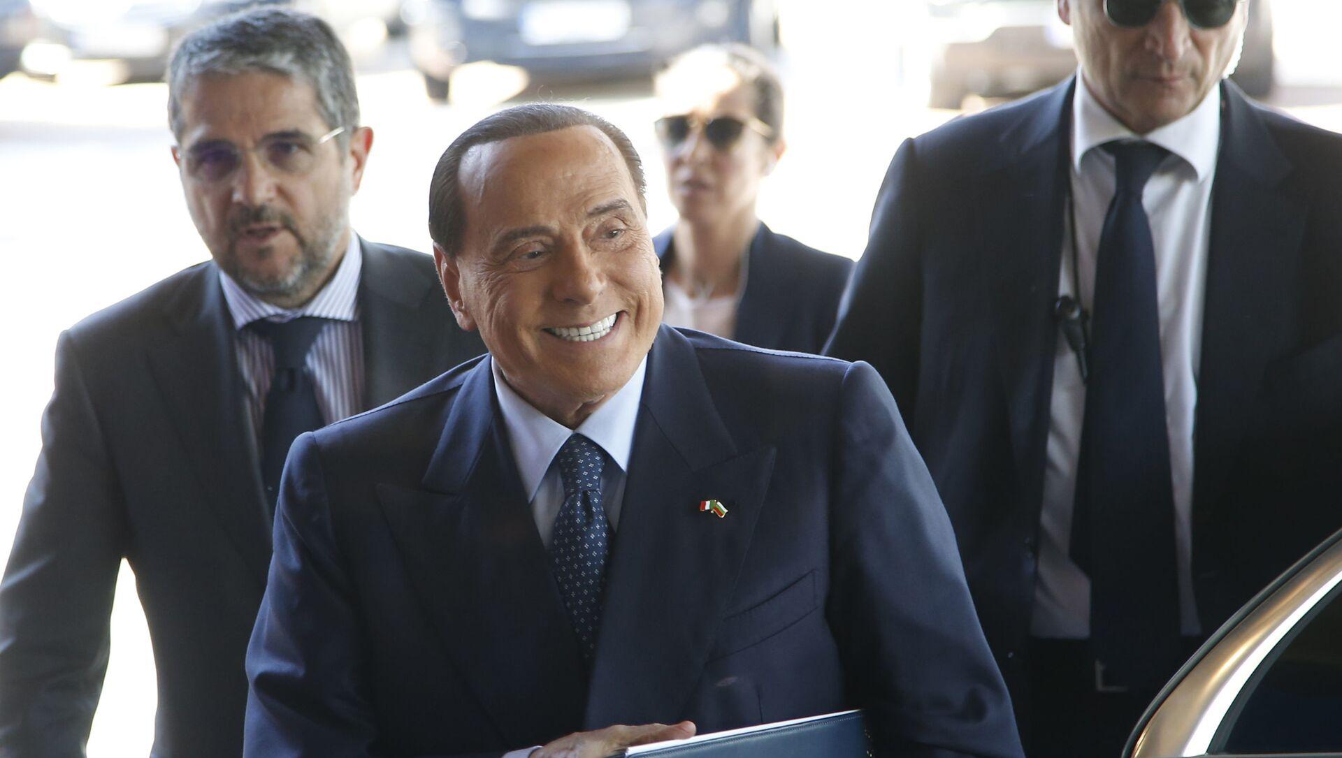 Silvio Berlusconi - Sputnik Italia, 1920, 01.05.2021