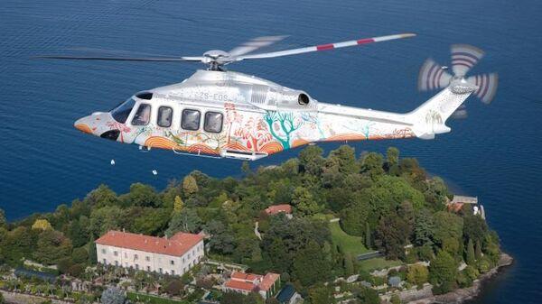 Elicottero Leonardo AW139 - Sputnik Italia