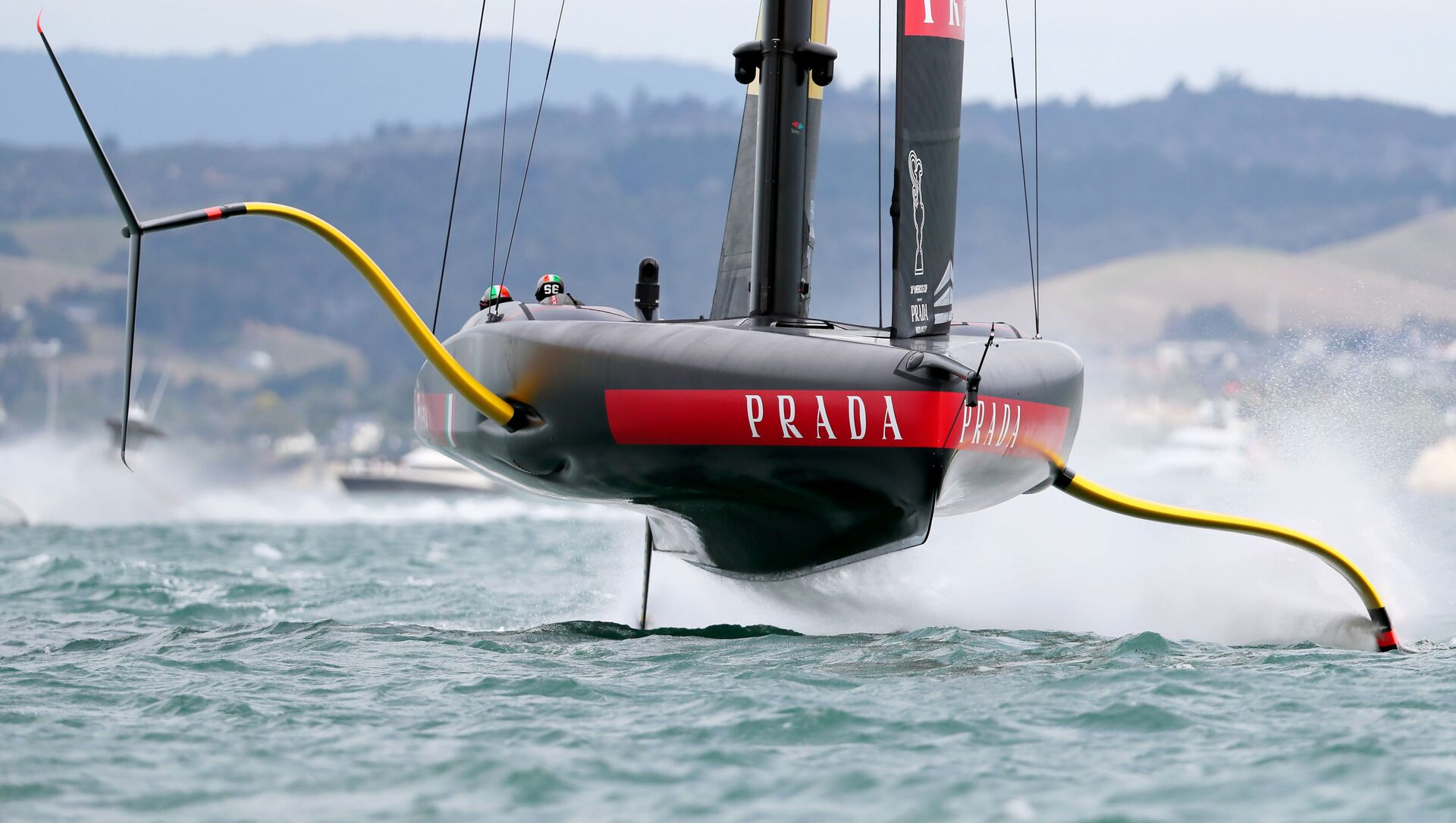 Luna Rossa Prada Pirelli - Sputnik Italia, 1920, 14.03.2021
