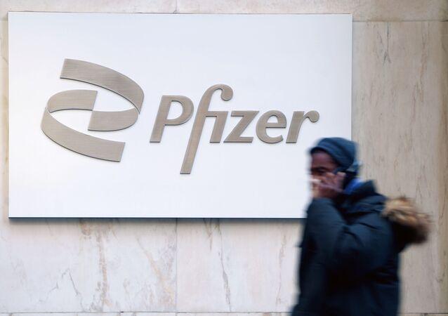 Palazzo di Pfizer a New York