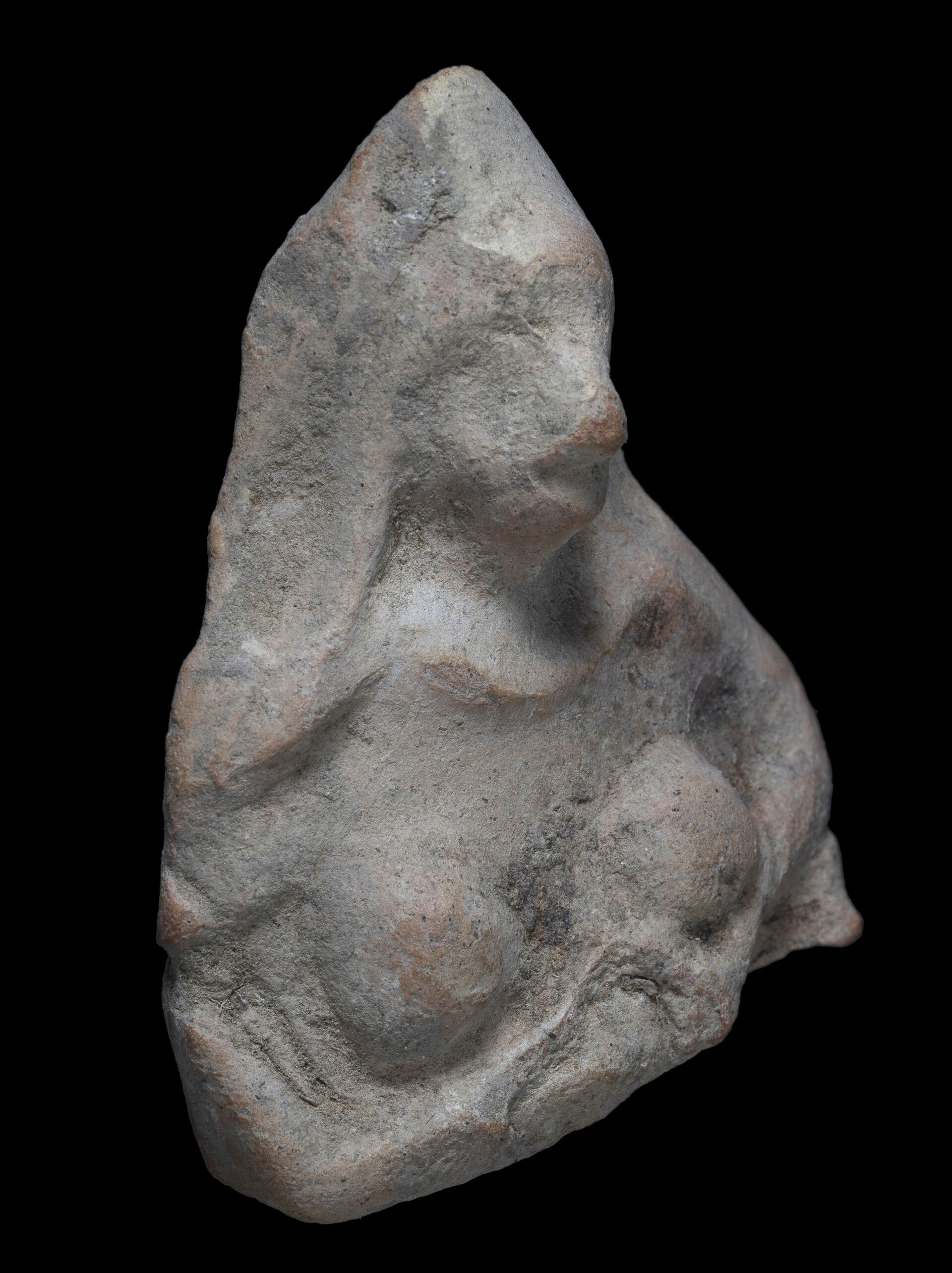 Antichissimo Amuleto della fertilità trovato da un 11 enne nel Negev - Foto - Sputnik Italia, 1920, 10.03.2021