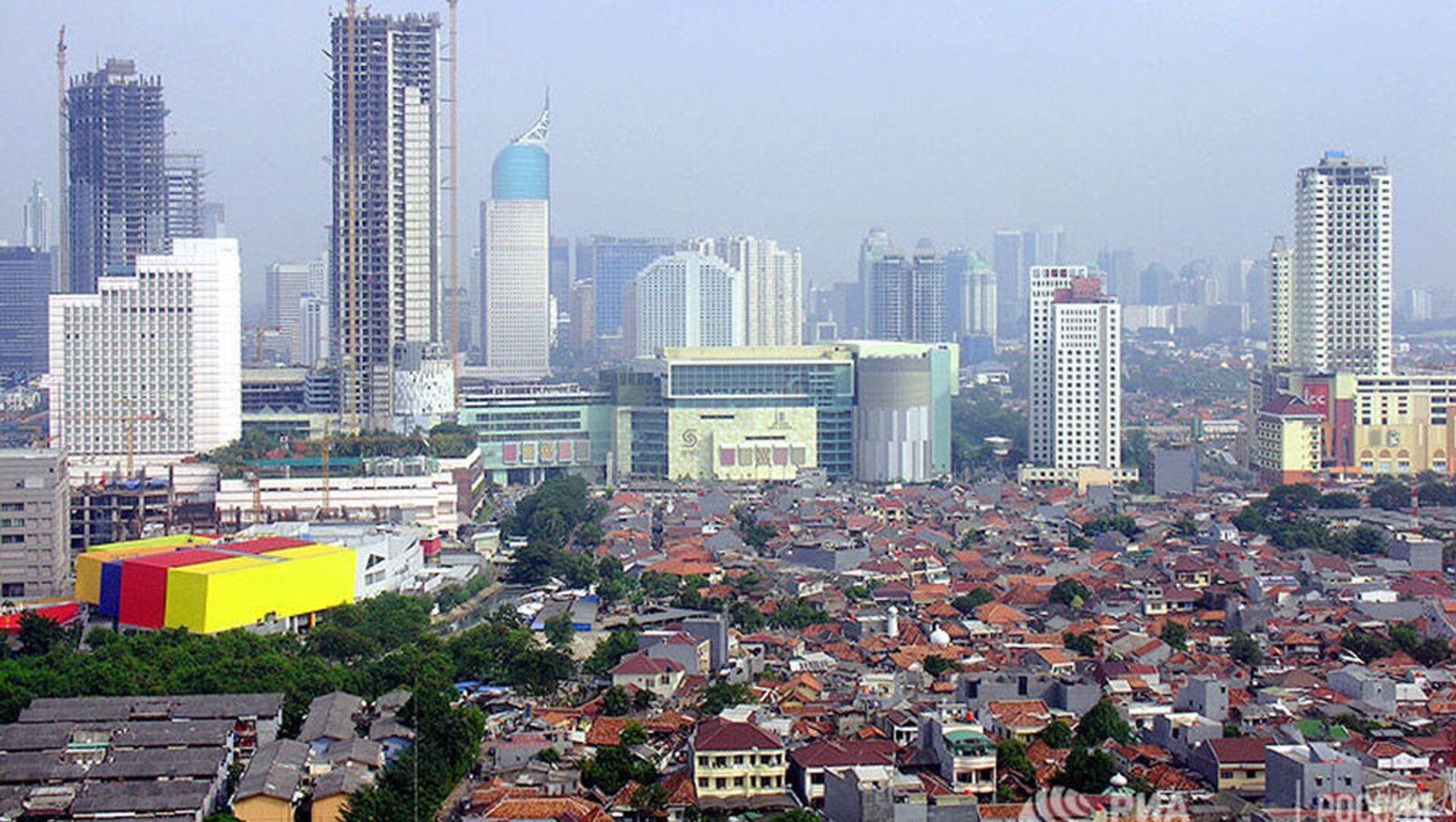 Столица Индонезии Джакарта - Sputnik Italia, 1920, 11.03.2021