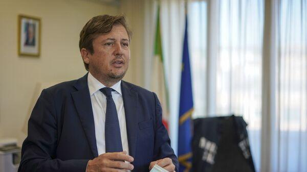 Pierpaolo Sileri - Sputnik Italia