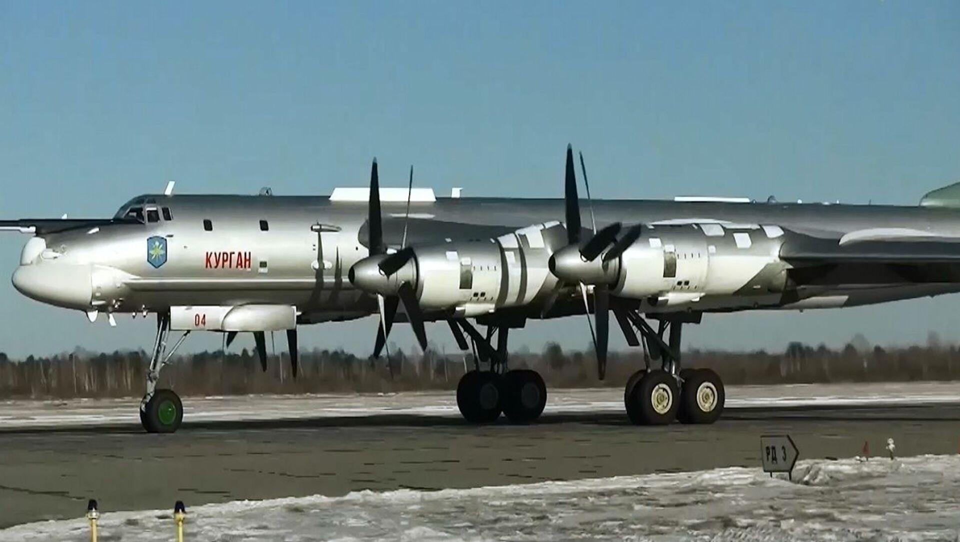 Tu-95MS - Sputnik Italia, 1920, 11.03.2021