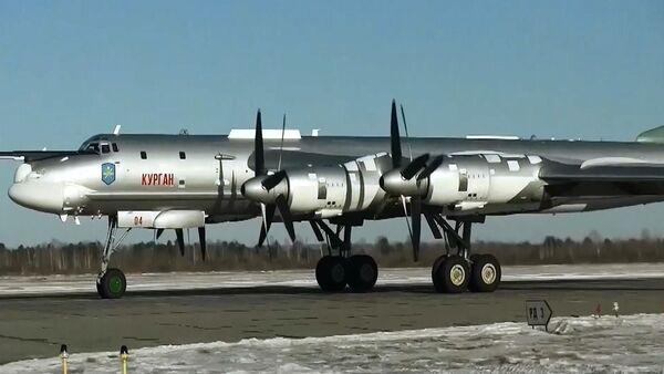 Tu-95MS - Sputnik Italia