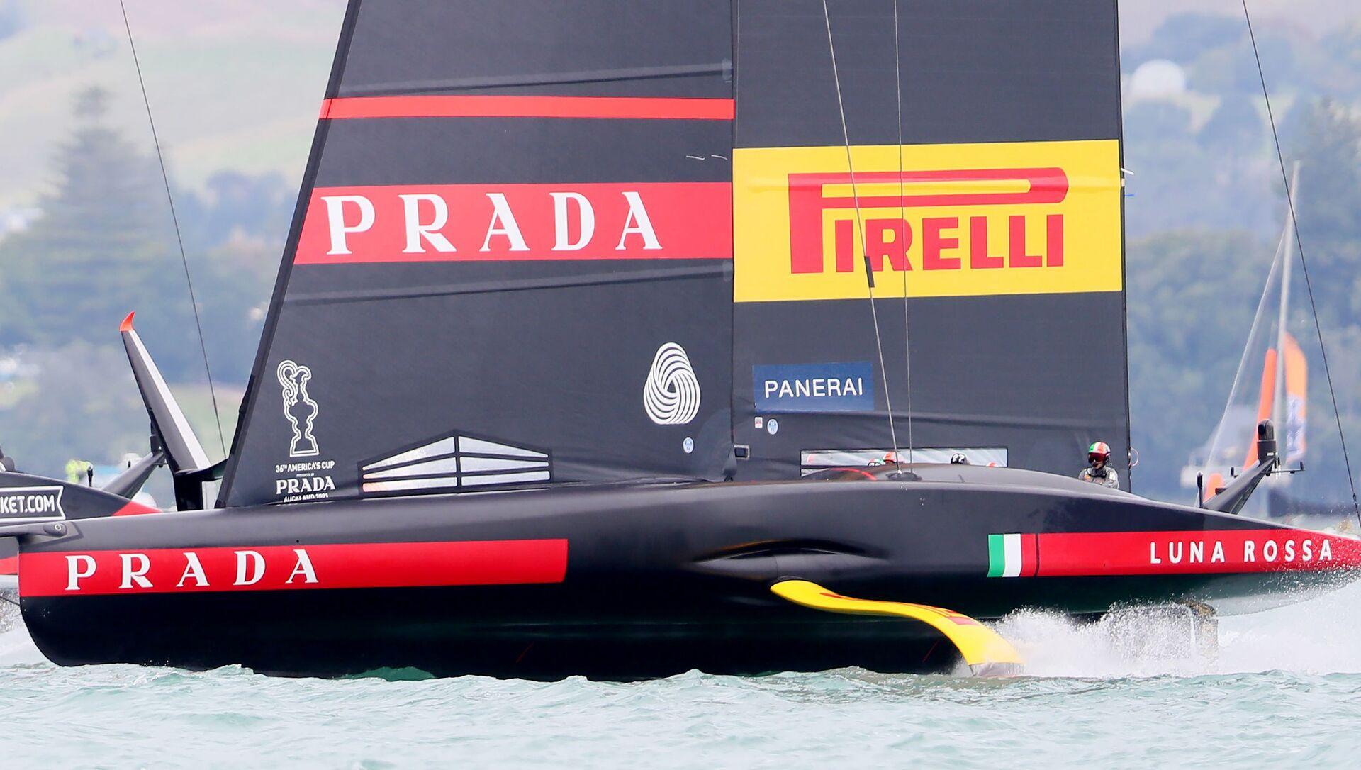 Luna Rossa Prada Pirelli  - Sputnik Italia, 1920, 13.03.2021