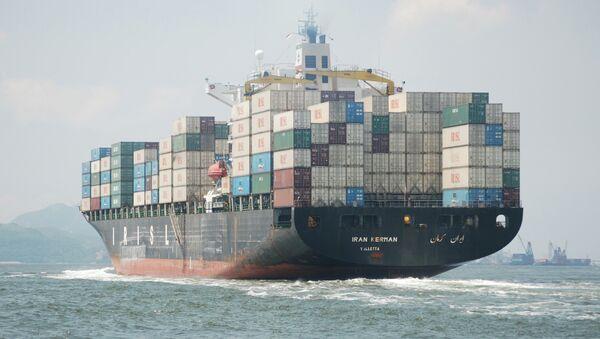 Iranian cargo ship - Sputnik Italia