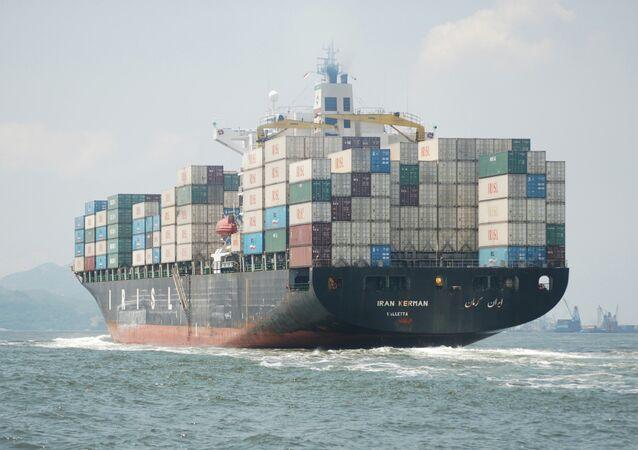 Nave cargo iraniana