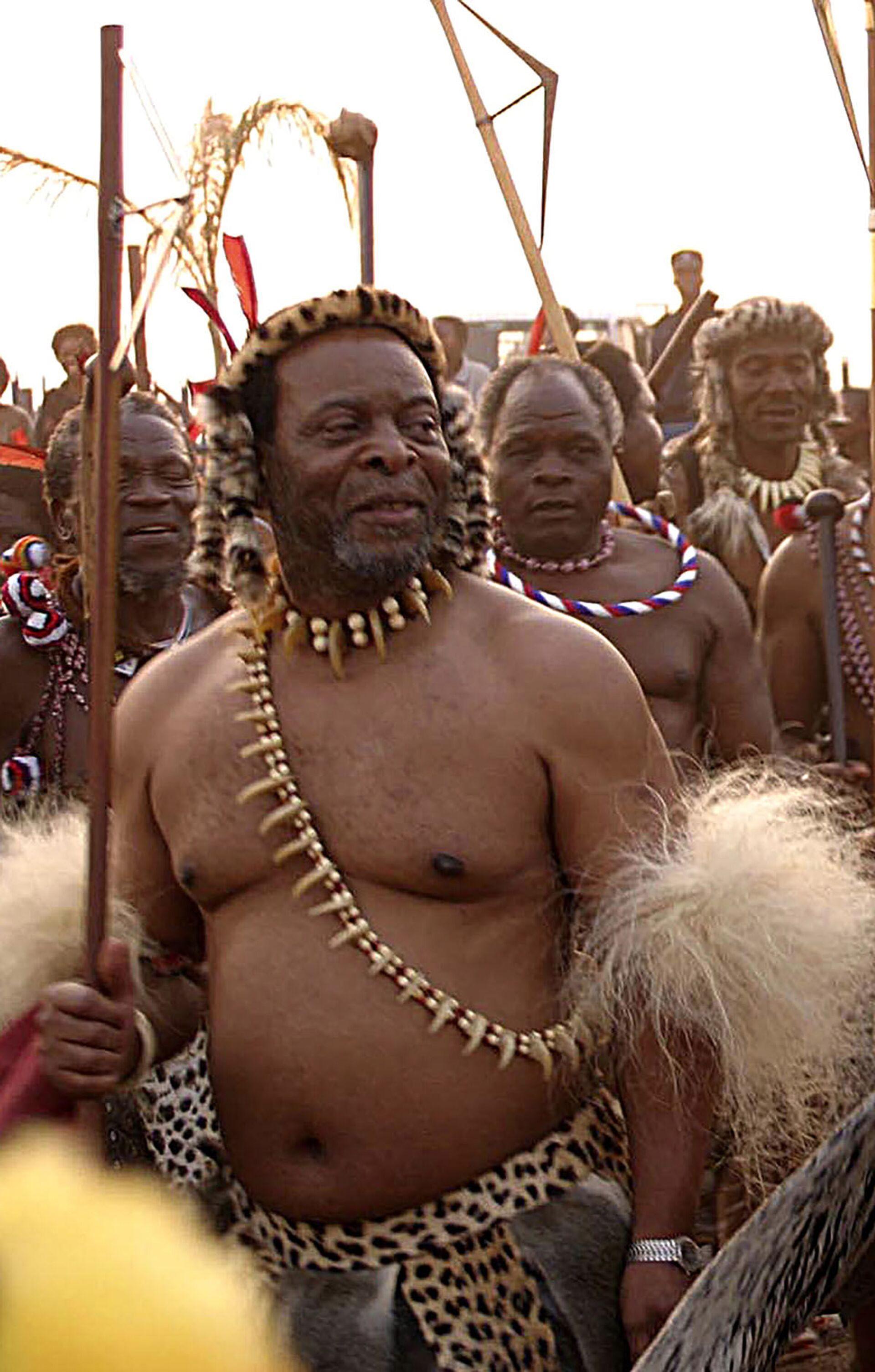 In Sudafrica si è spento il re degli Zulù - Sputnik Italia, 1920, 12.03.2021