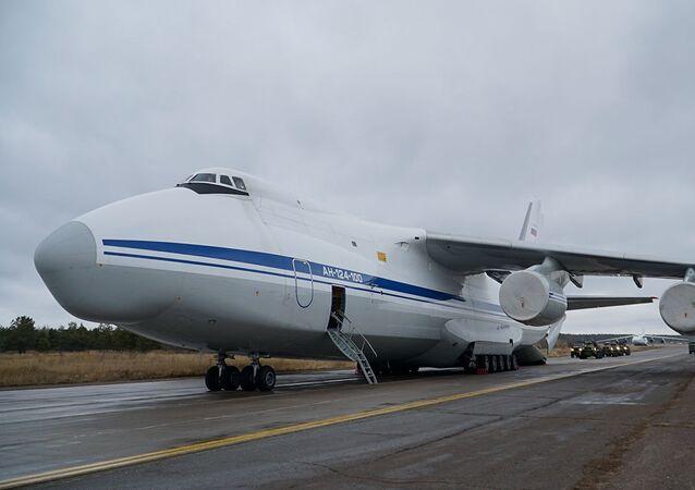 Aereo An-124
