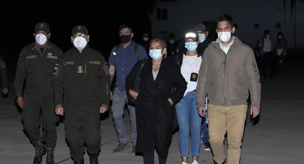 Jeanine Anez arrestata in Bolivia