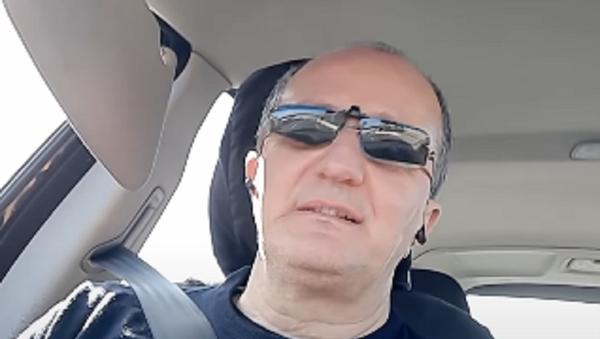 Il professor Fabrizio Salvucci - Sputnik Italia