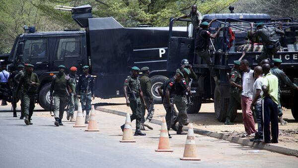 Le forze di sicurezza nigeriane (foto d'archivio) - Sputnik Italia