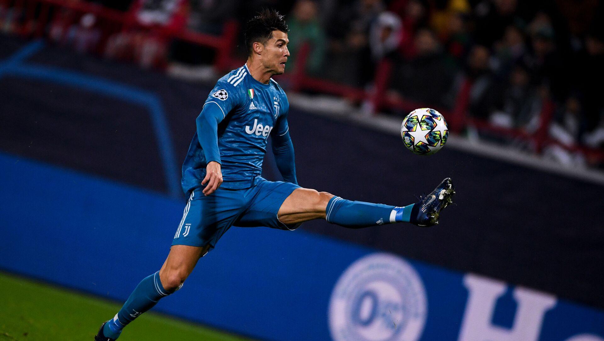 L'attaccante della Juventus Cristiano Ronaldo - Sputnik Italia, 1920, 19.04.2021