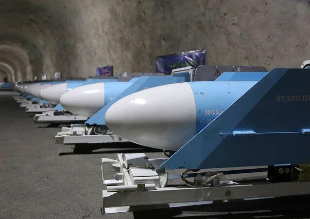 Una città dei missili in Iran