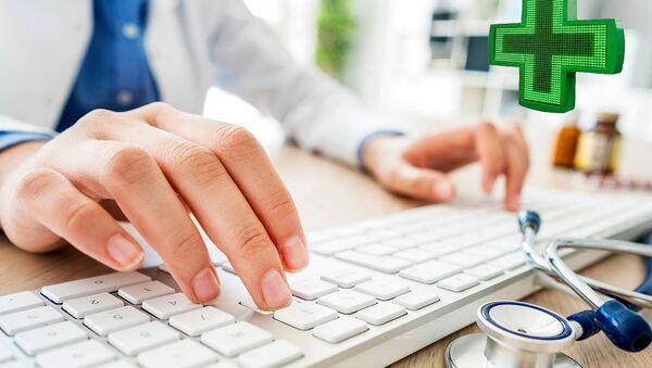 Medico, ricetta medica, certificato medico, prescrizione, medico di famiglia - Sputnik Italia