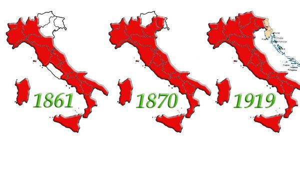 Evoluzione dell'Unità d'Italia dalla proclamazione del Regno alla Conferenza di Parigi dopo la Prima Guerra Mondiale - Sputnik Italia