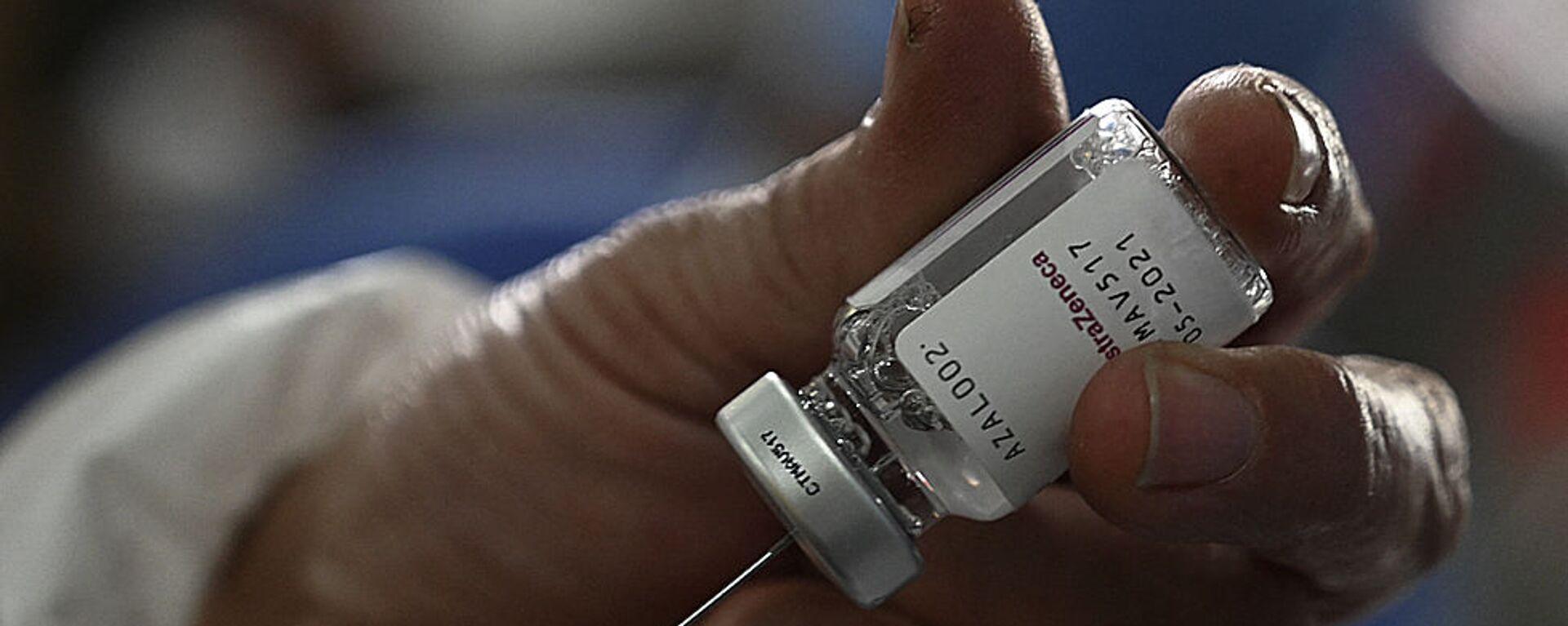 Vaccino AstraZeneca - Sputnik Italia, 1920, 15.07.2021