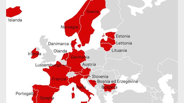 Paesi europei che hanno sospeso la vaccinazione con AstraZeneca - Sputnik Italia