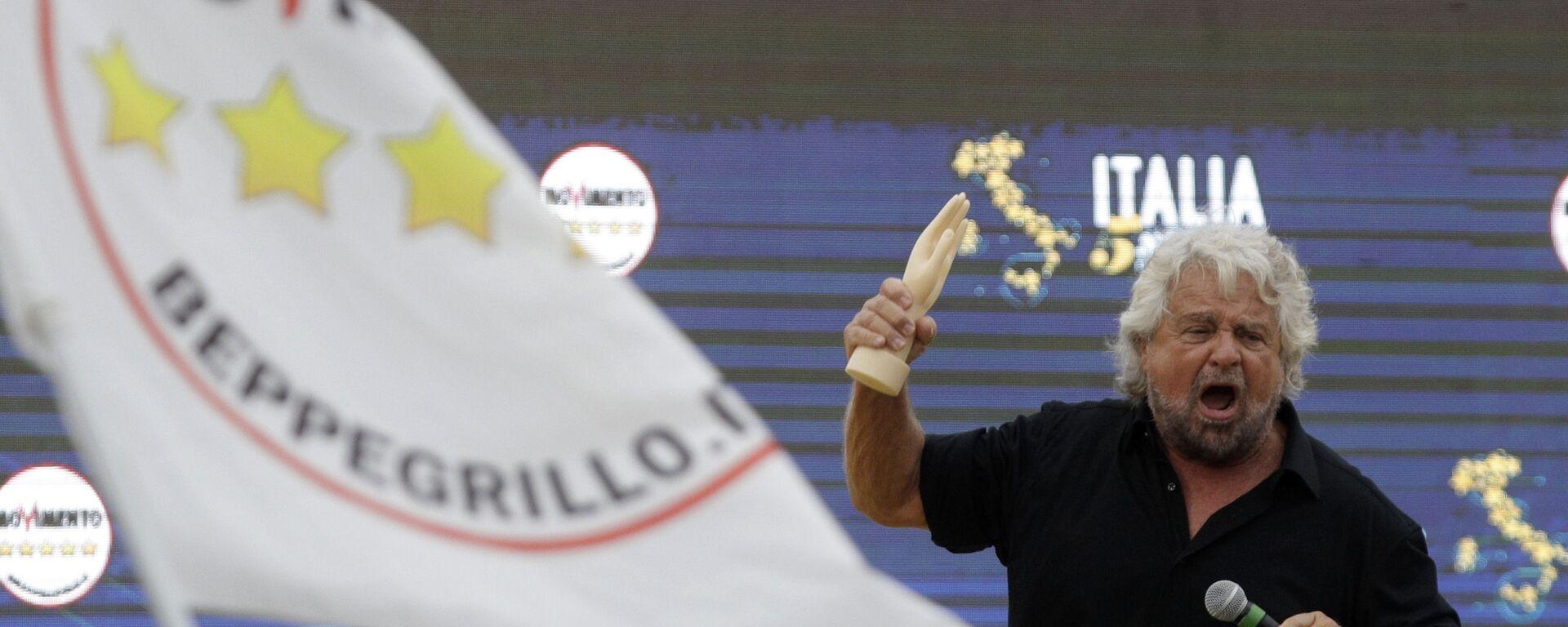 Beppe Grillo - Sputnik Italia, 1920, 30.06.2021
