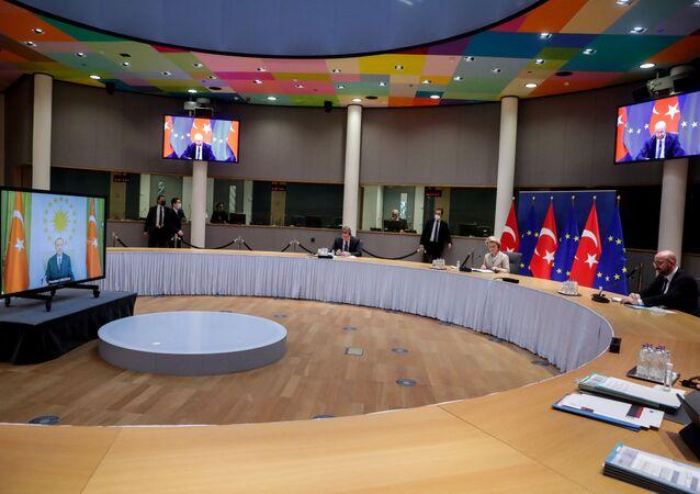 Summit UE - Turchia