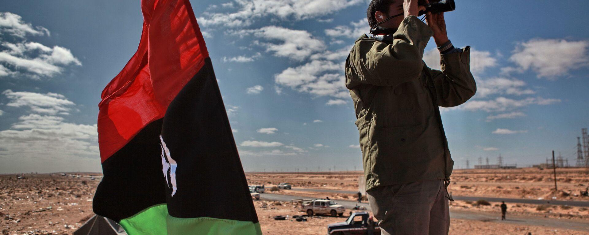 La situazione in Libia - Sputnik Italia, 1920, 25.03.2021