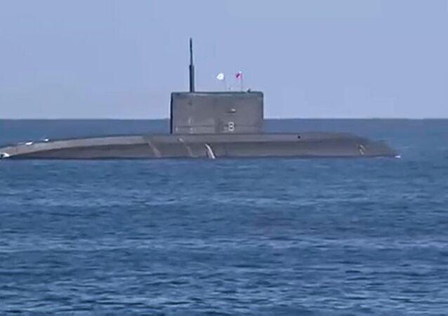 Sottomarino russo Rostov