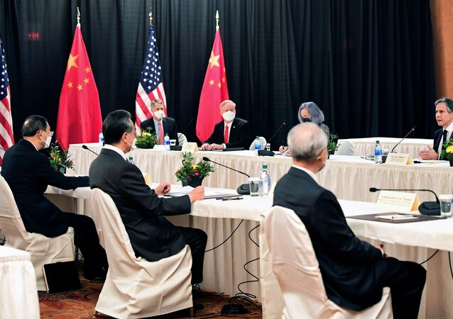Colloqui sino-americani ad Anchorage, in Alaska