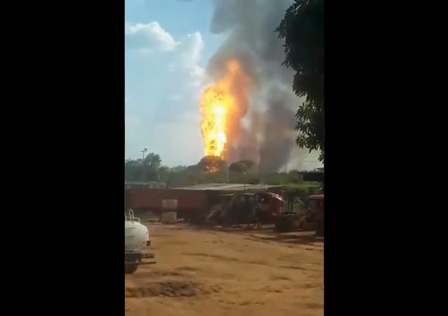 Esplosione in gasdotto venezuelano