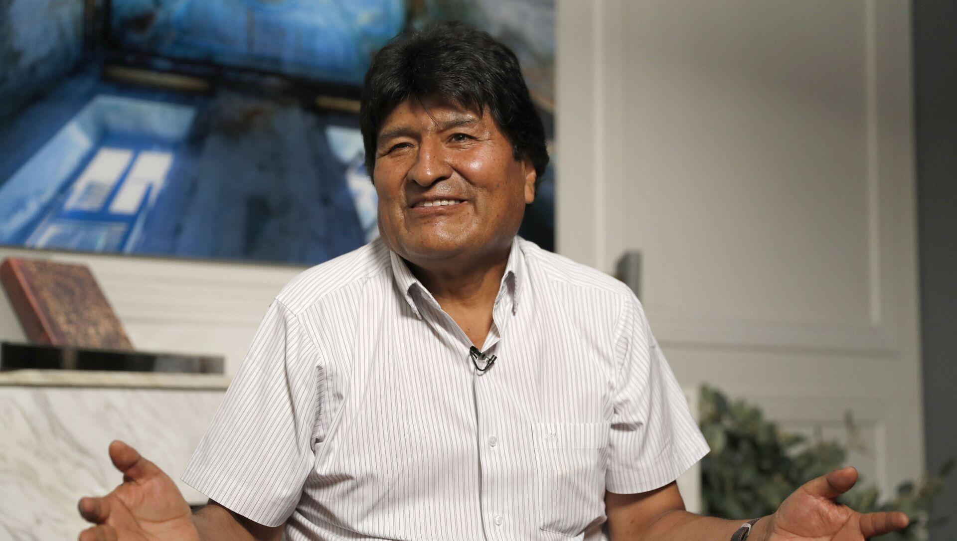 Bolivia, prorogata di 6 mesi la detenzione dell'ex presidente ad interim Jeanine Anez - Sputnik Italia, 1920, 21.03.2021