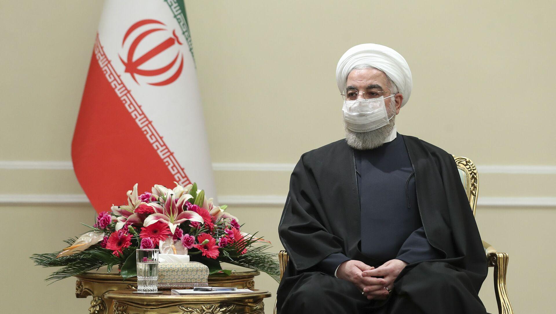 Hassan Rouhani - Sputnik Italia, 1920, 14.04.2021