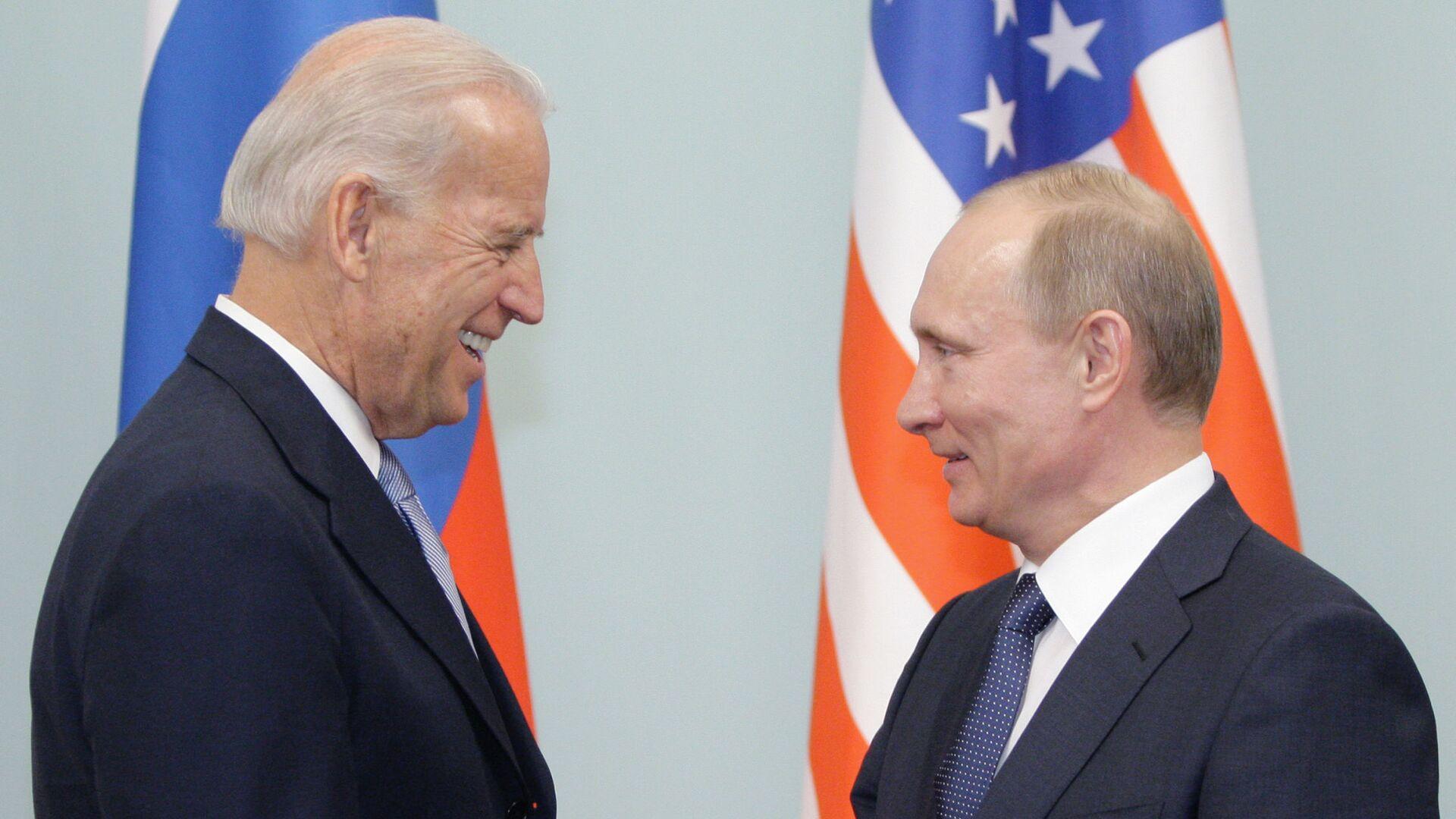 Biden e Putin - Sputnik Italia, 1920, 26.05.2021