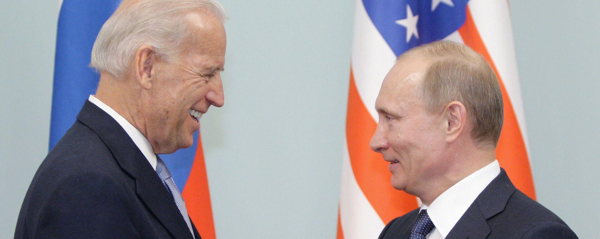 Biden e Putin - Sputnik Italia, 1920, 23.05.2021
