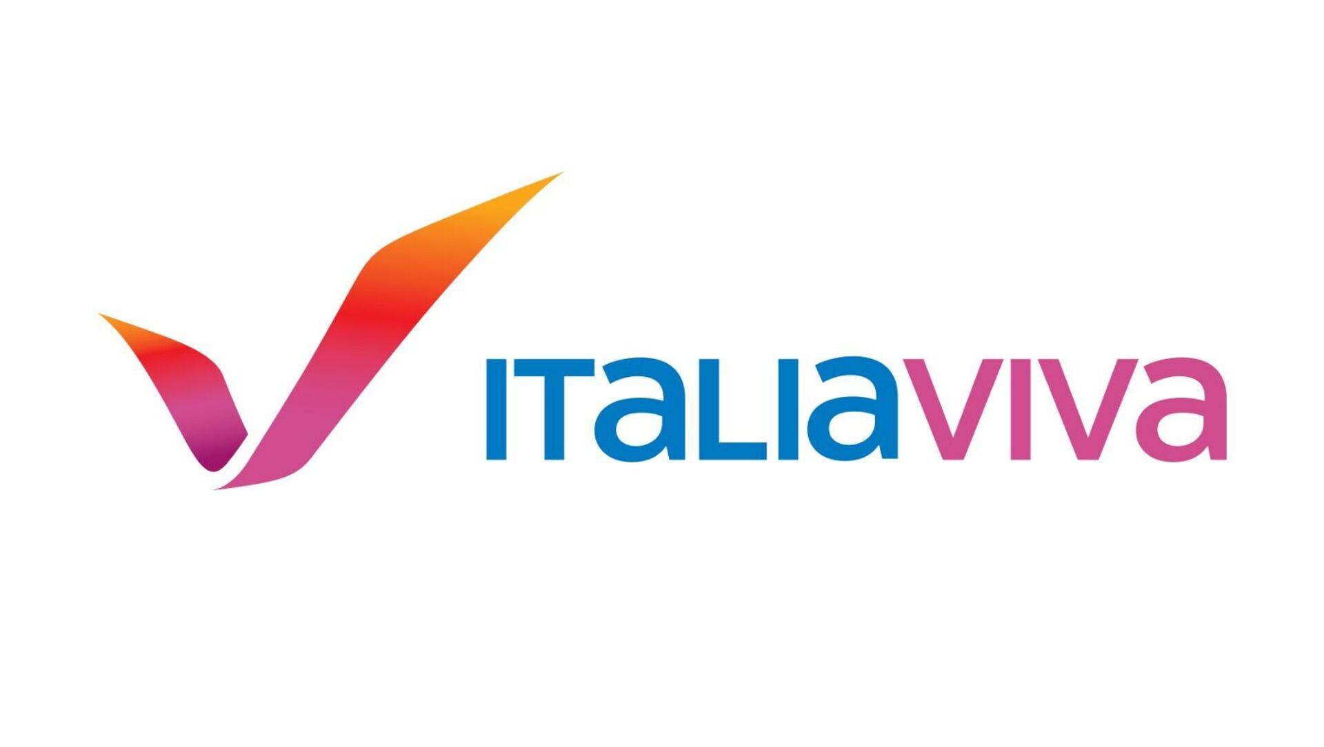 Logo Italia Viva - Sputnik Italia, 1920, 13.04.2021