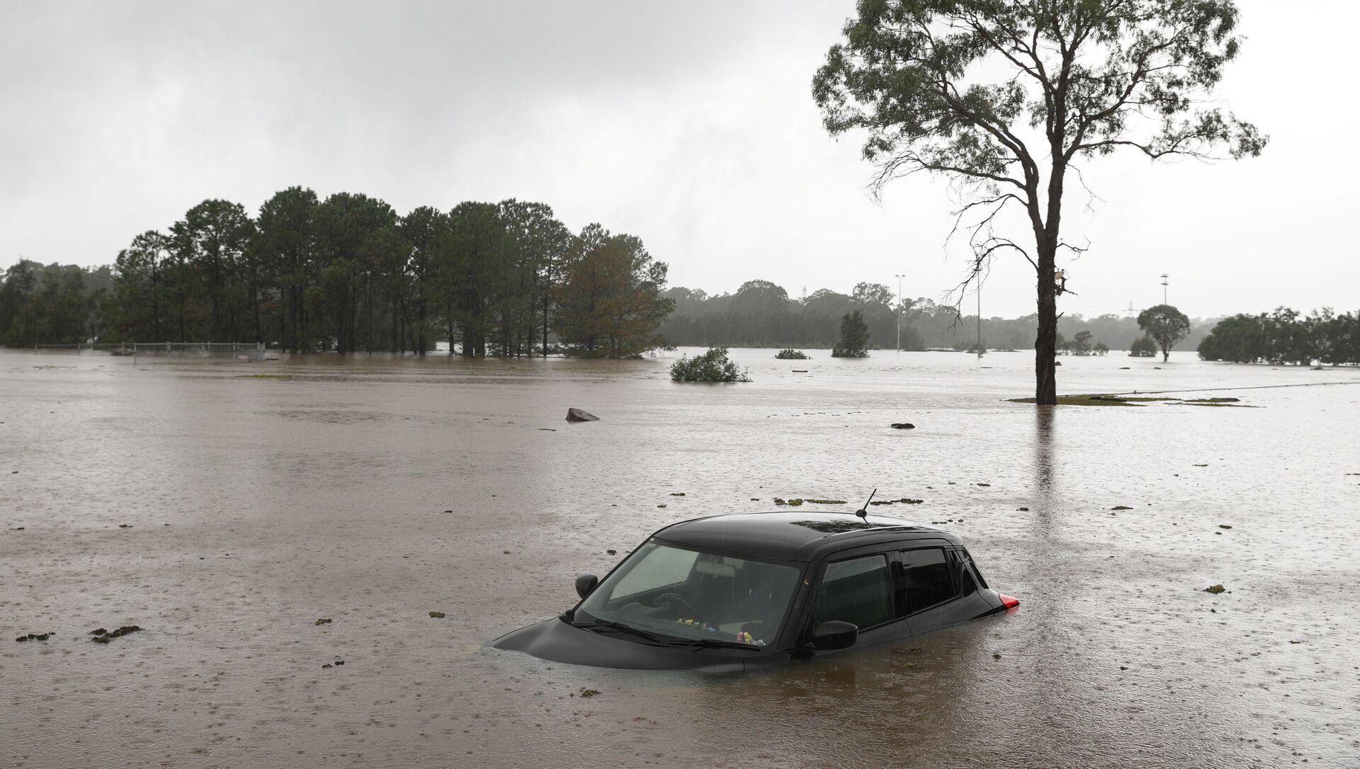 Inondazioni in Australia - Sputnik Italia, 1920, 11.04.2021