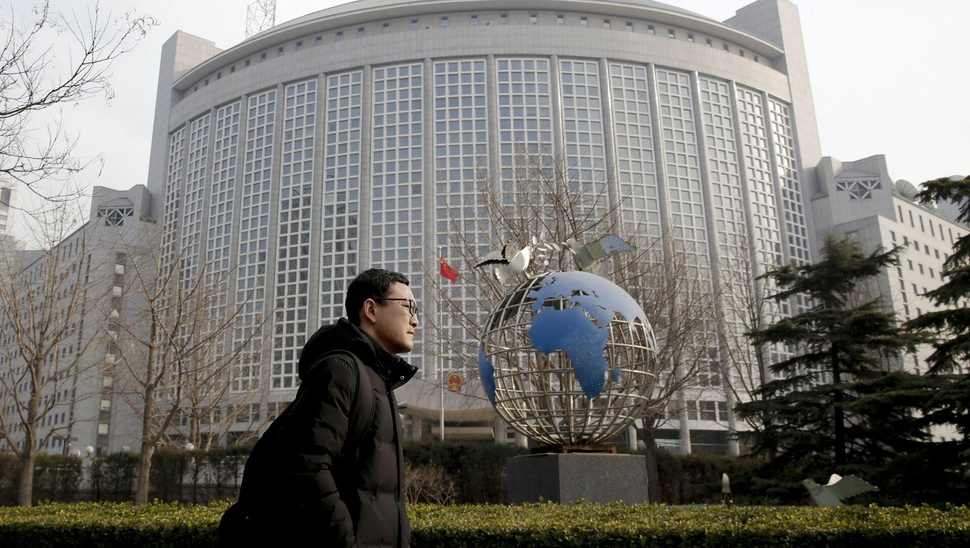 L'edificio del ministero degli Esteri della Cina a Pechino - Sputnik Italia, 1920, 22.03.2021