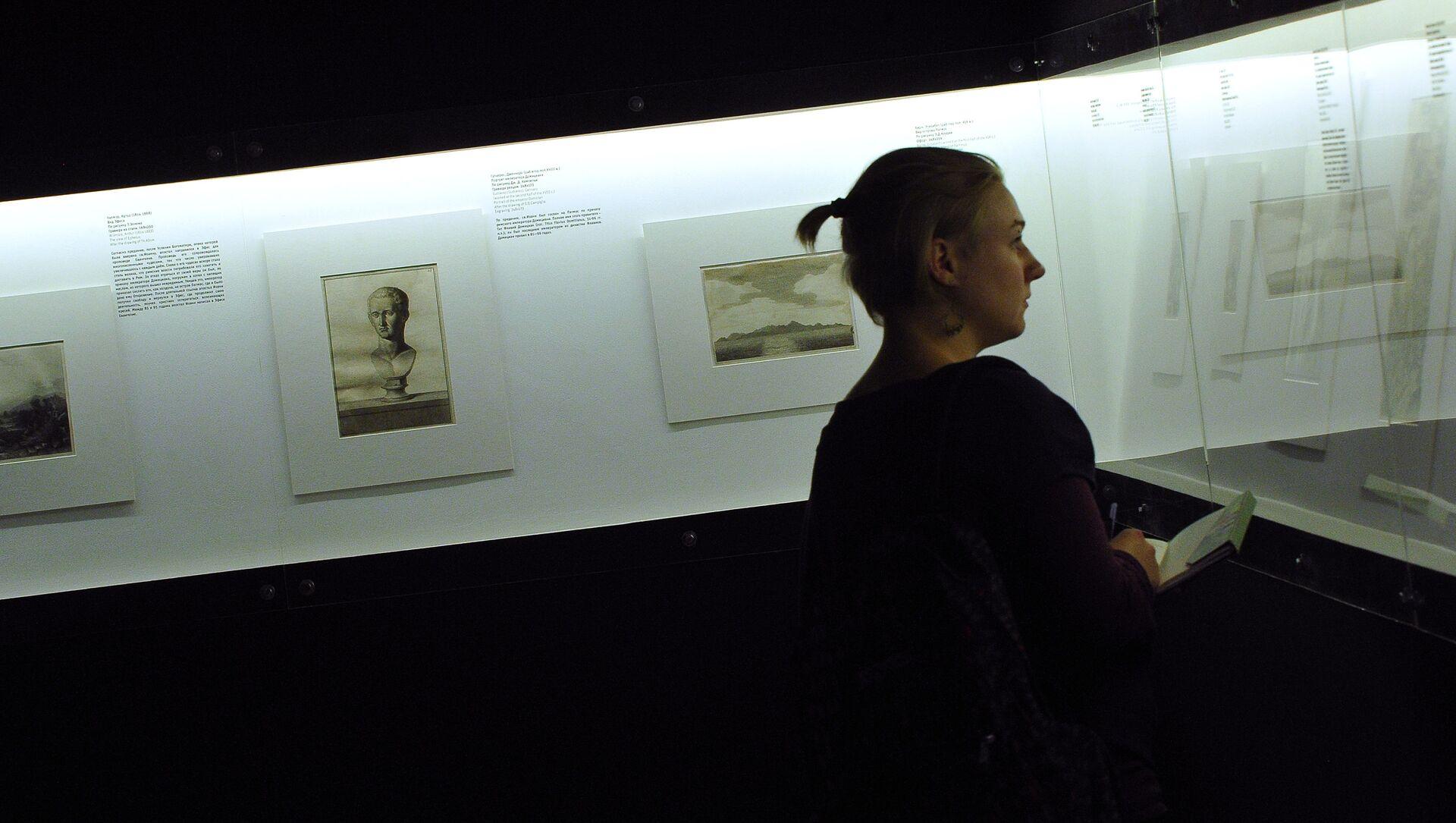 Opere di Durer in mostra (archivio) - Sputnik Italia, 1920, 22.03.2021