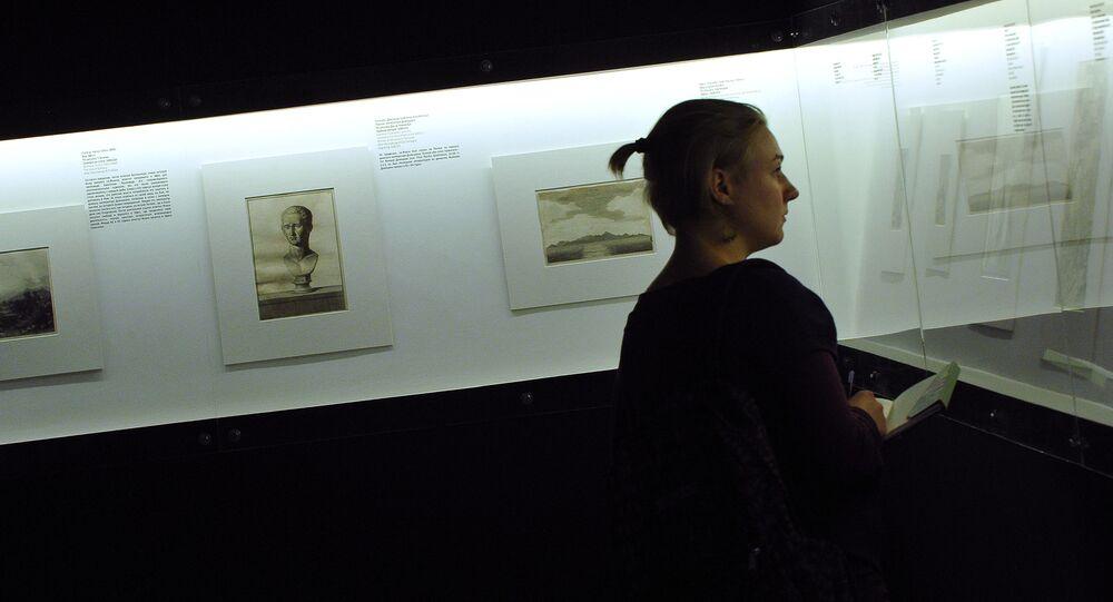Opere di Durer in mostra (archivio)