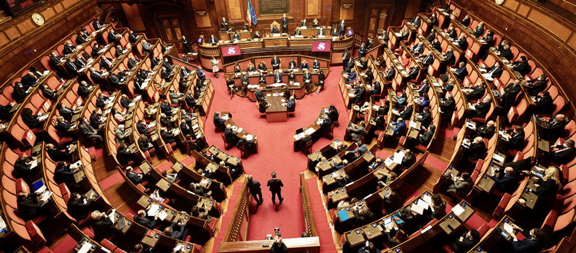 Il Senato della Repubblica - Sputnik Italia, 1920, 07.04.2021