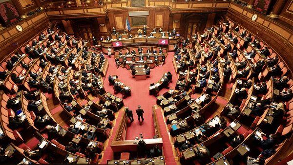 Il Senato della Repubblica - Sputnik Italia