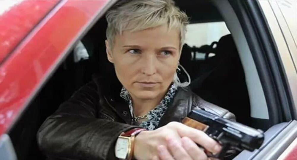 Nadezhda Mikhaylova, capo della propria scuola di guardie del corpo donne