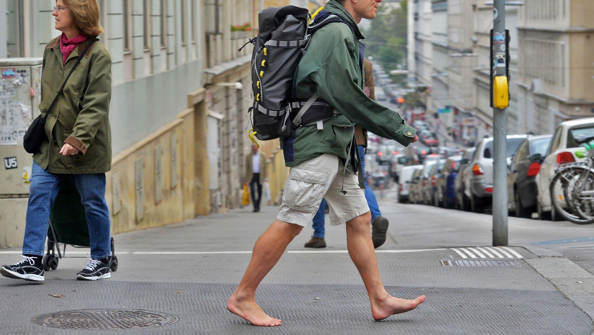 Un turista per le strade di Vienna - Sputnik Italia, 1920, 24.03.2021