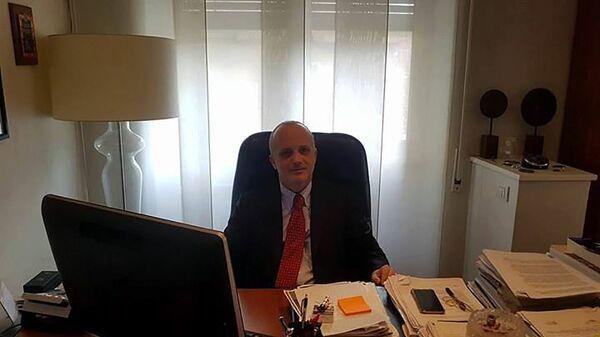 Avvocato Angelo Fiore Tartaglia - Sputnik Italia