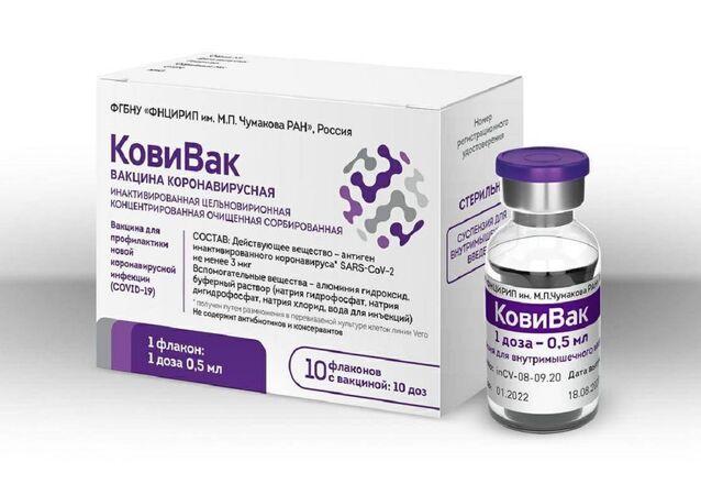 Il terzo vaccino russo anticovid CoviVac