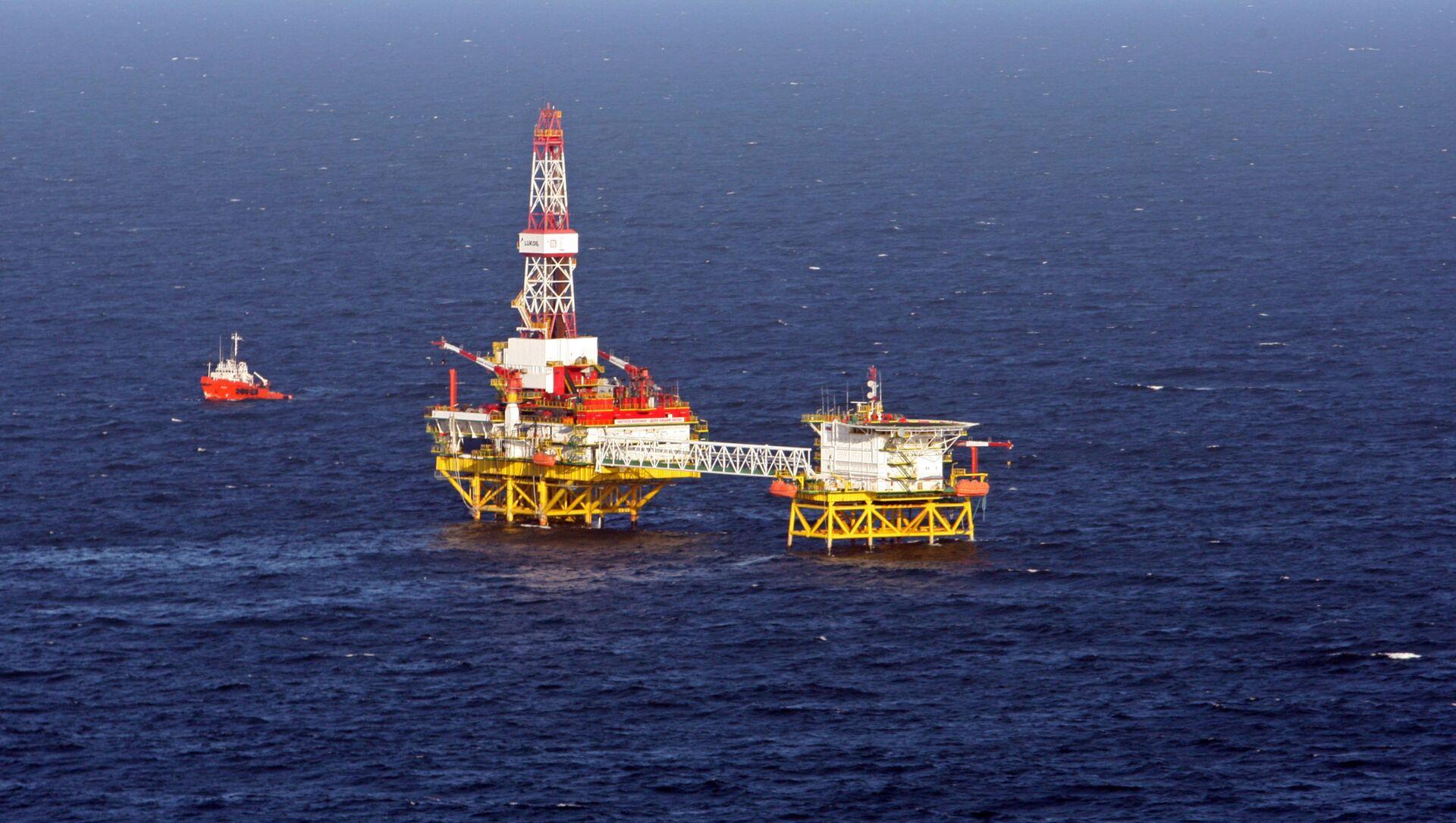 Estrazione petrolio Mar Baltico - Sputnik Italia, 1920, 25.03.2021