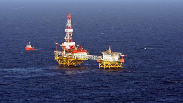Estrazione petrolio Mar Baltico - Sputnik Italia