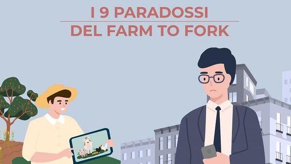 I 9 paradossi del Farm to Fork - Sputnik Italia