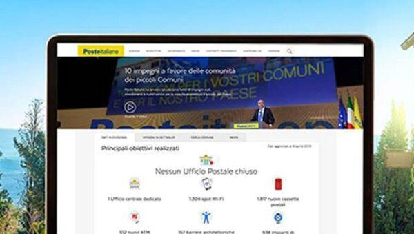 Web Poste - Sputnik Italia