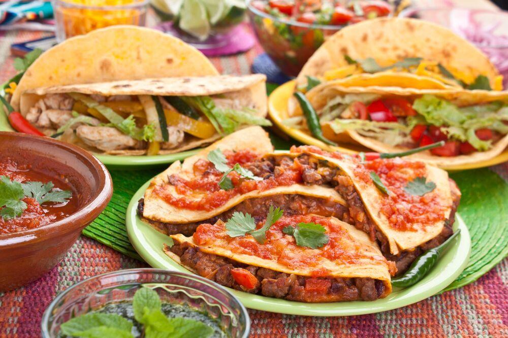 Cibo messicano tradizionale