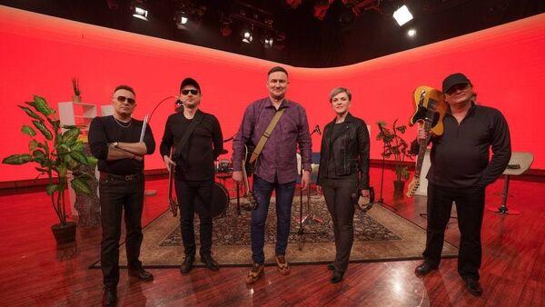Группа Галасы ЗМеста (Galasy ZMesta) - Sputnik Italia